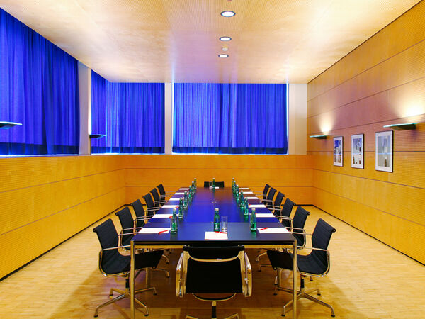 10. Konferenzraum K2 Conference Room K2, Actually in Vienna, not Budapest!