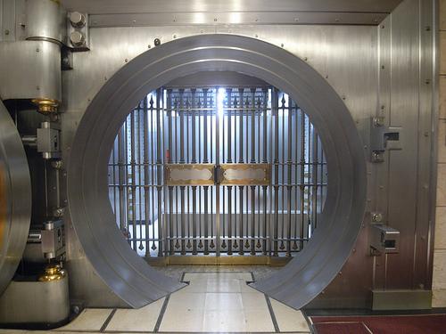 Fort Knox Vault