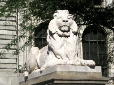NYPL Fortitude