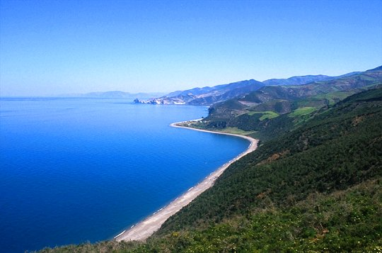 Morocco Coast
