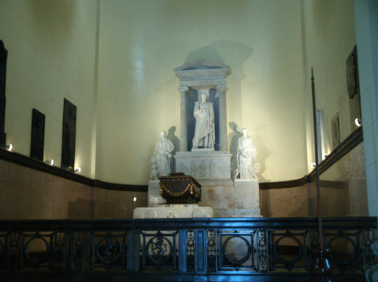 Bolivar's Grave