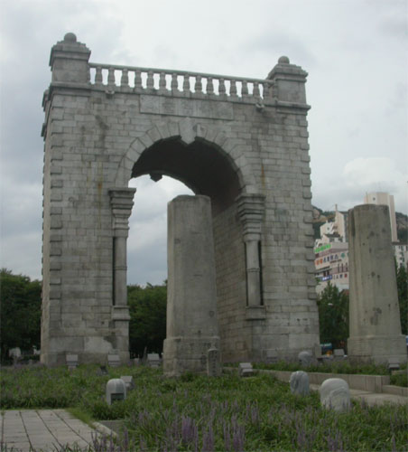 Seoul Independence Gate
