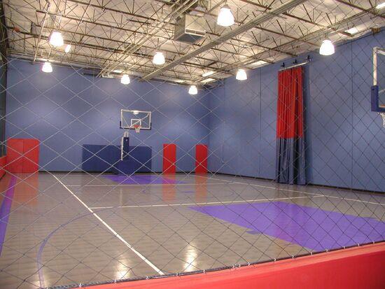 Tomas Basketball Court
