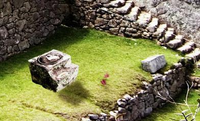 Machu Picchu Rock