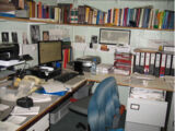 London/British Museum/Curator's Office