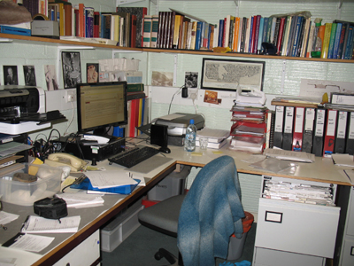 British Museum Curator's Office