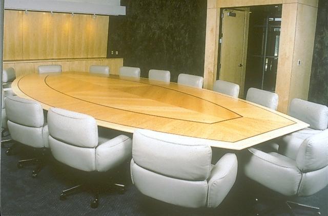 Paris HQ Meeting