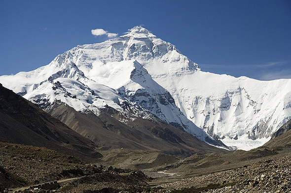 Everest Northeast Face