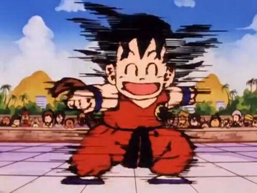 Goku After-image