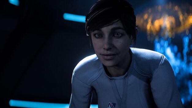 Sara Ryder, Mass Effect Andromeda