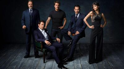 Universal Monsters Are Now the Dark Universe and There's a Lot of Info to Digest
