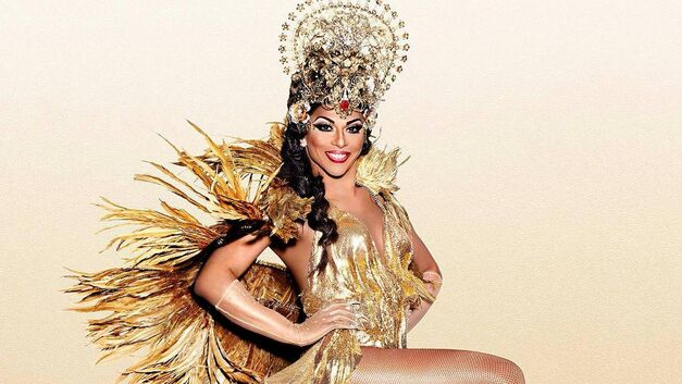 Drag race all stars shangela