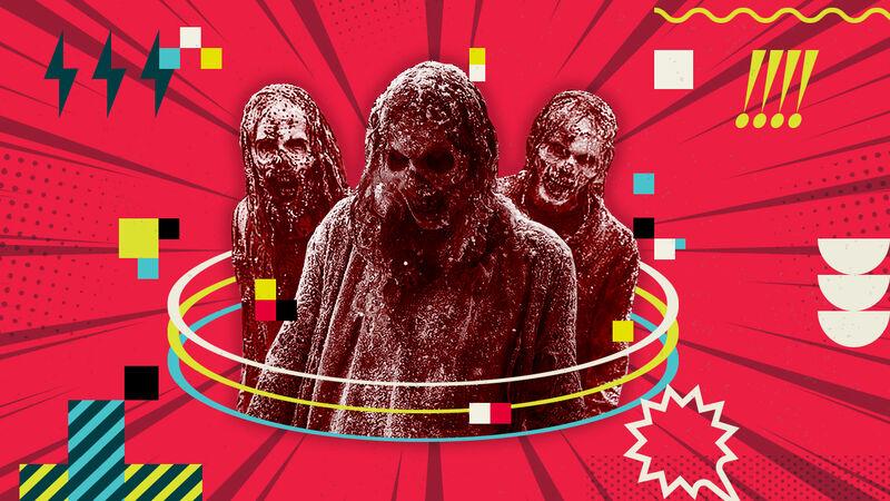 . The Walking Dead   Season 10 Introduces See Through Zombies   FANDOM