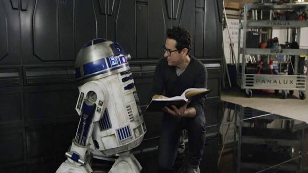JJ Abrams The Force Awakens