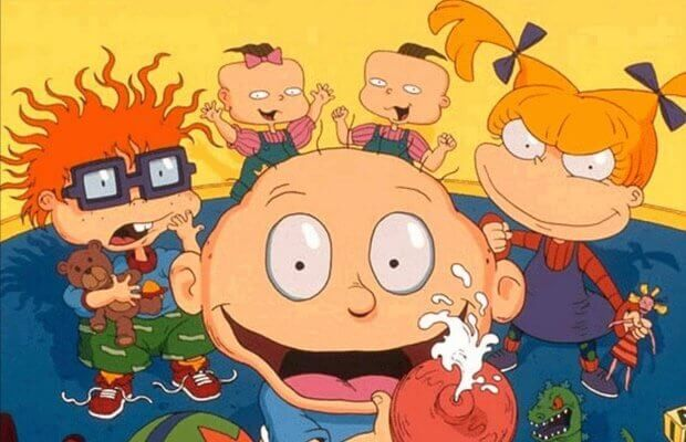 rugrats Nickelodeon group