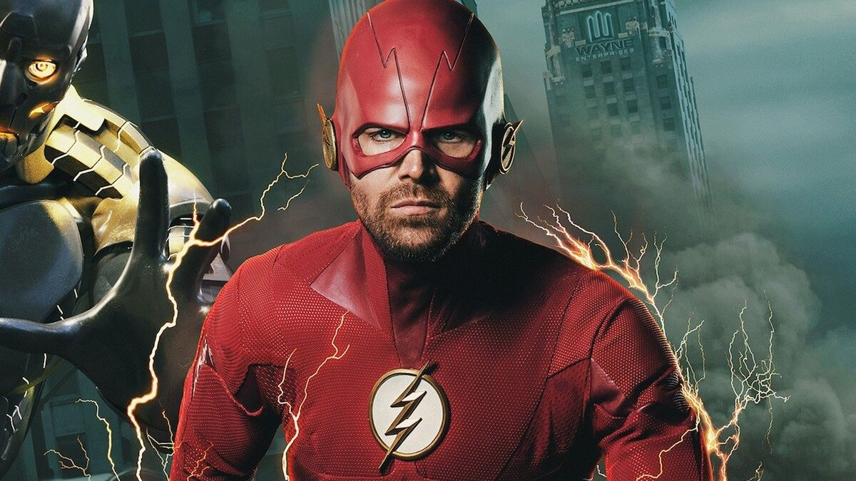 Elseworlds Arrowverse crossover oliver queen as the flash