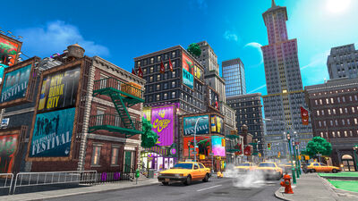 Here's How To Get All New Donk City Power Moons in 'Super Mario Odyssey'