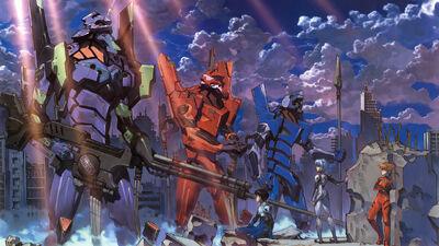 More Like This: 'Neon Genesis Evangelion'