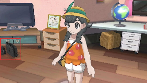 Switch Pokémon Ultra Sun and Moon trailer