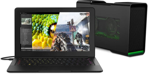 Razer Blade Stealth with Core