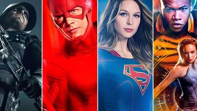 New Arrowverse Crossover Posters Released