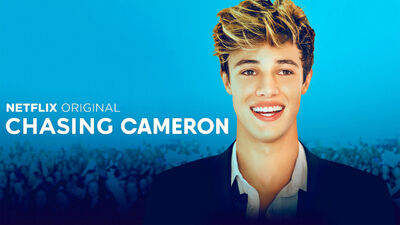Who Is Cameron Dallas and What Is Netflix's 'Chasing Cameron'?