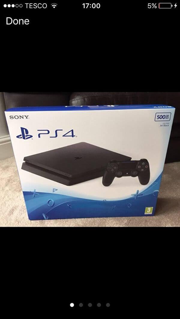 Sony PlayStation 4 Slim eBay picture 3
