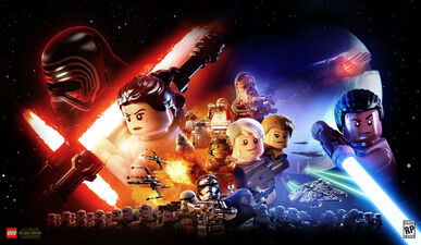 'LEGO Star Wars: The Force Awakens' Crafts a New Canon