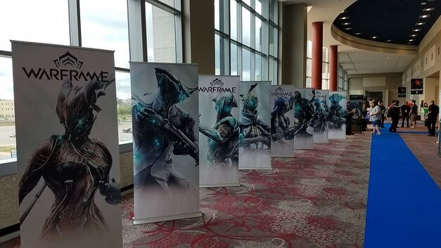 TennoCon_Entrance