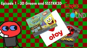 Techolo's Lost and Found - 3D Groove and Spongebob Squarepants Saves the Krusty Krab 3D