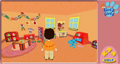 Blues Clues 3D School
