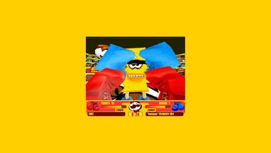 Pringles Spud Boxing Screenshot