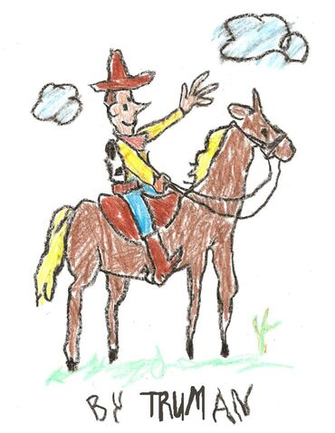 File:Toy Story 1 Woody On Horse Drawing.jpg