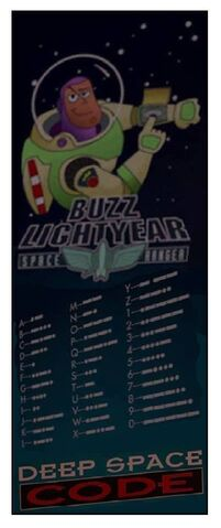 File:Toy Story Buzz Lightyear Deep Space Code Poster.jpeg