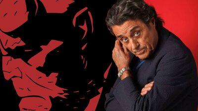 EXCLUSIVE: Ian McShane Shines a Light on 'Hellboy' Reboot