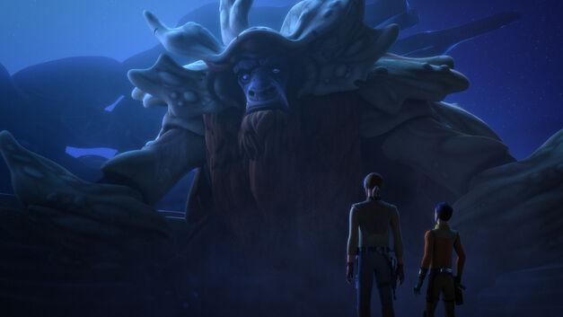 star-wars-rebels-the-holocrons-of-fate-ezra-bridger-and-kanan-jarrus-visit-bendu