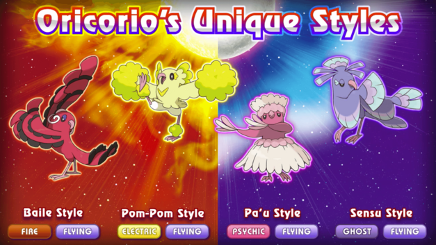 New Pokemon Sun Moon Monsters