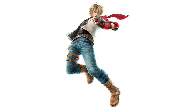 Leo Tekken - Genderless Game Characters