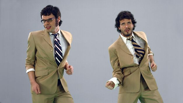 flight of the conchords jemaine clement bret mackenzie