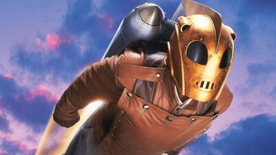 The Rocketeer Hit the MCU Formula Years Before Iron Man