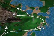 Jurrasic Jungles Map