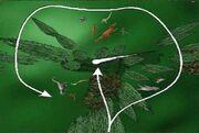 Cretaceous Corner Map