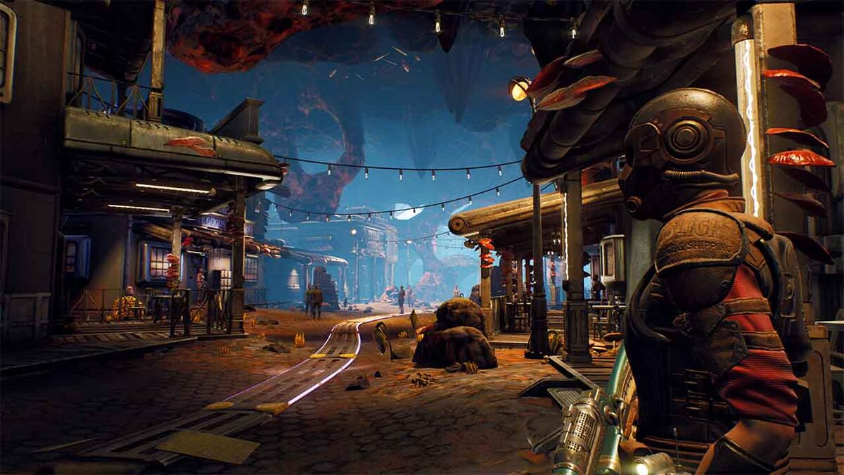 Outer Worlds colony