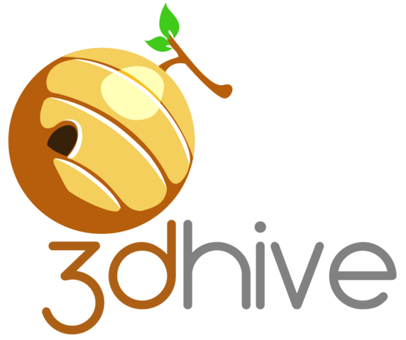 File:3DHive logo.png