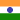 Flag 20x20 India