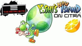 Yoshi's New Island in HD on Citra 3DS Emulator - The Retro Byte