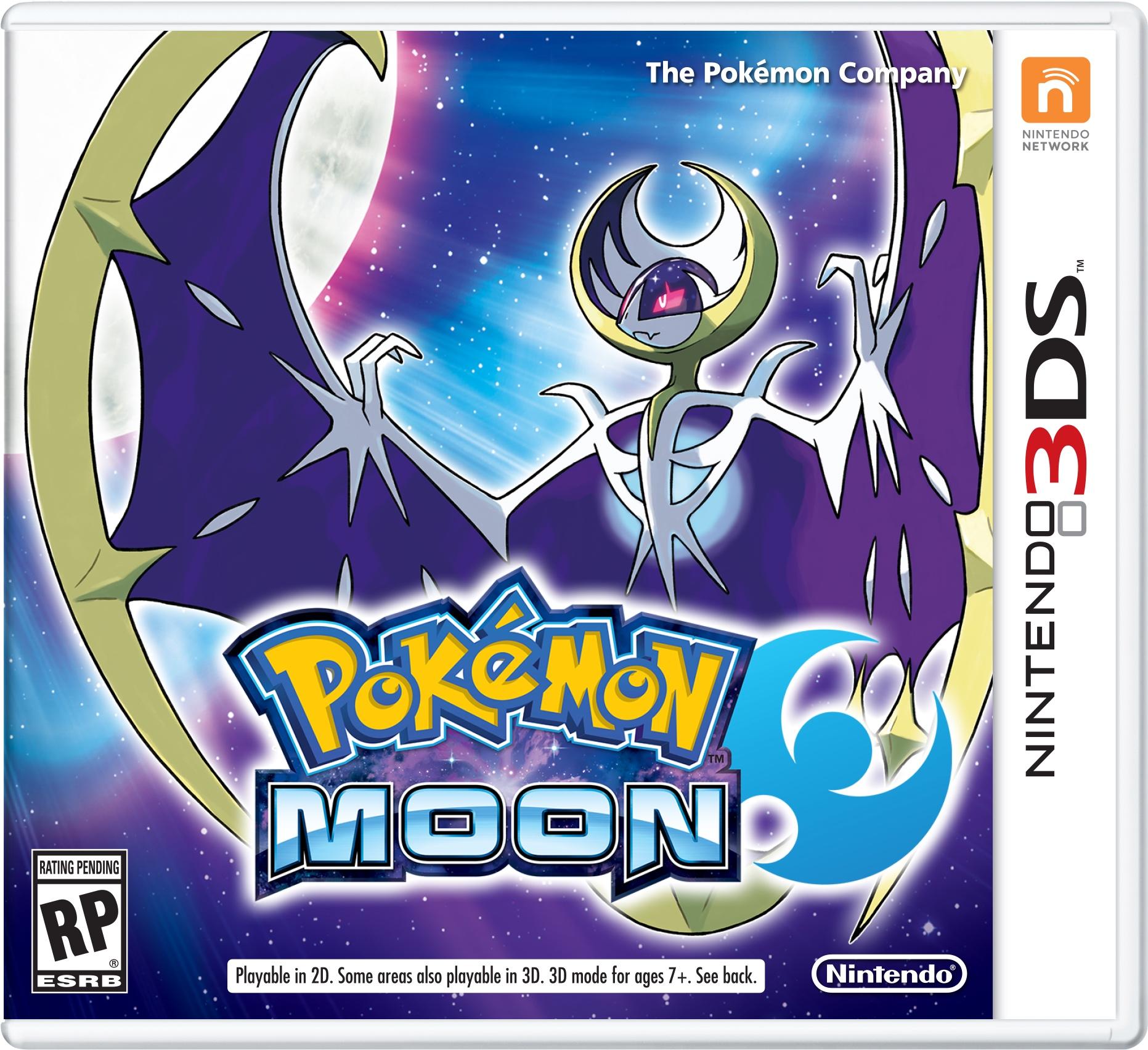 Pokemon Moon | Citra Wiki | FANDOM powered by Wikia