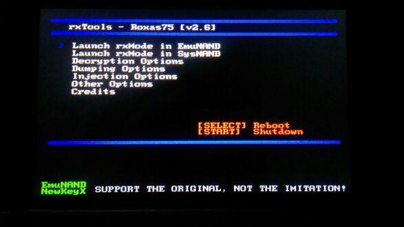 3ds Gateway Homebrew
