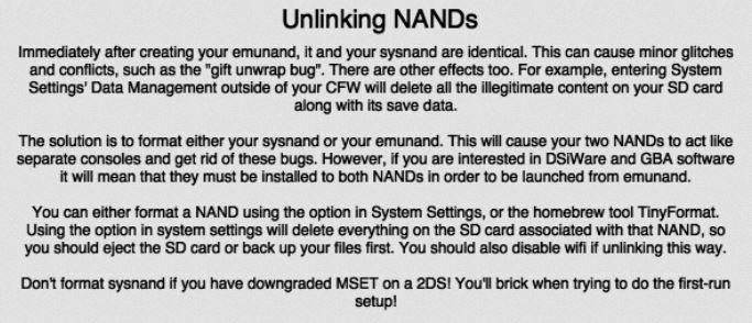 CFW Noob Guide With Description | 3DS hacks Wikia | FANDOM powered