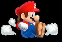 Mario Pound NSMB2